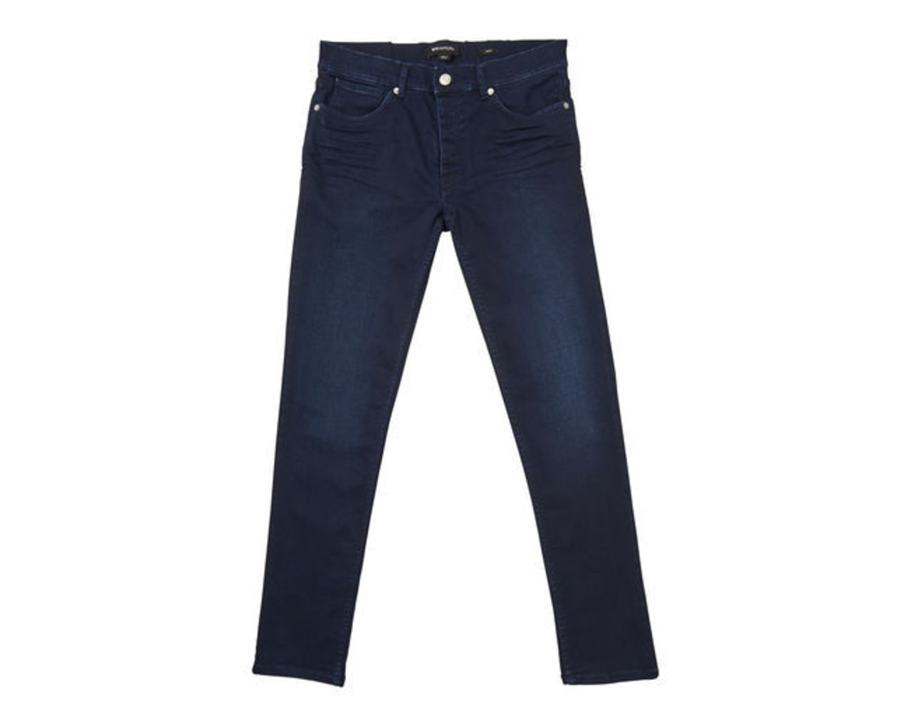 Blue/Blue Slim Fit Jeans