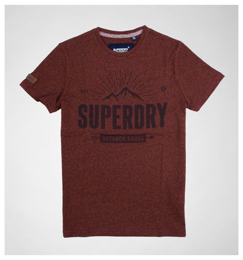 Expedition SS Tee M10040PP