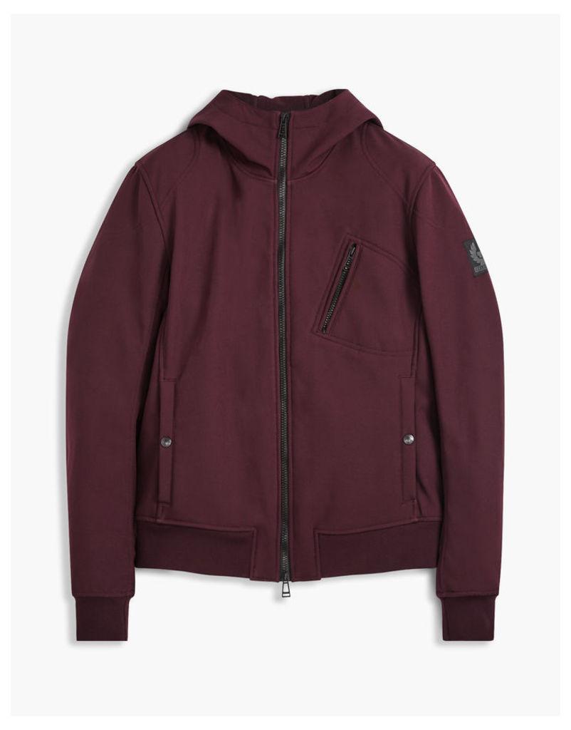 Belstaff Rockford Jacket oxblood
