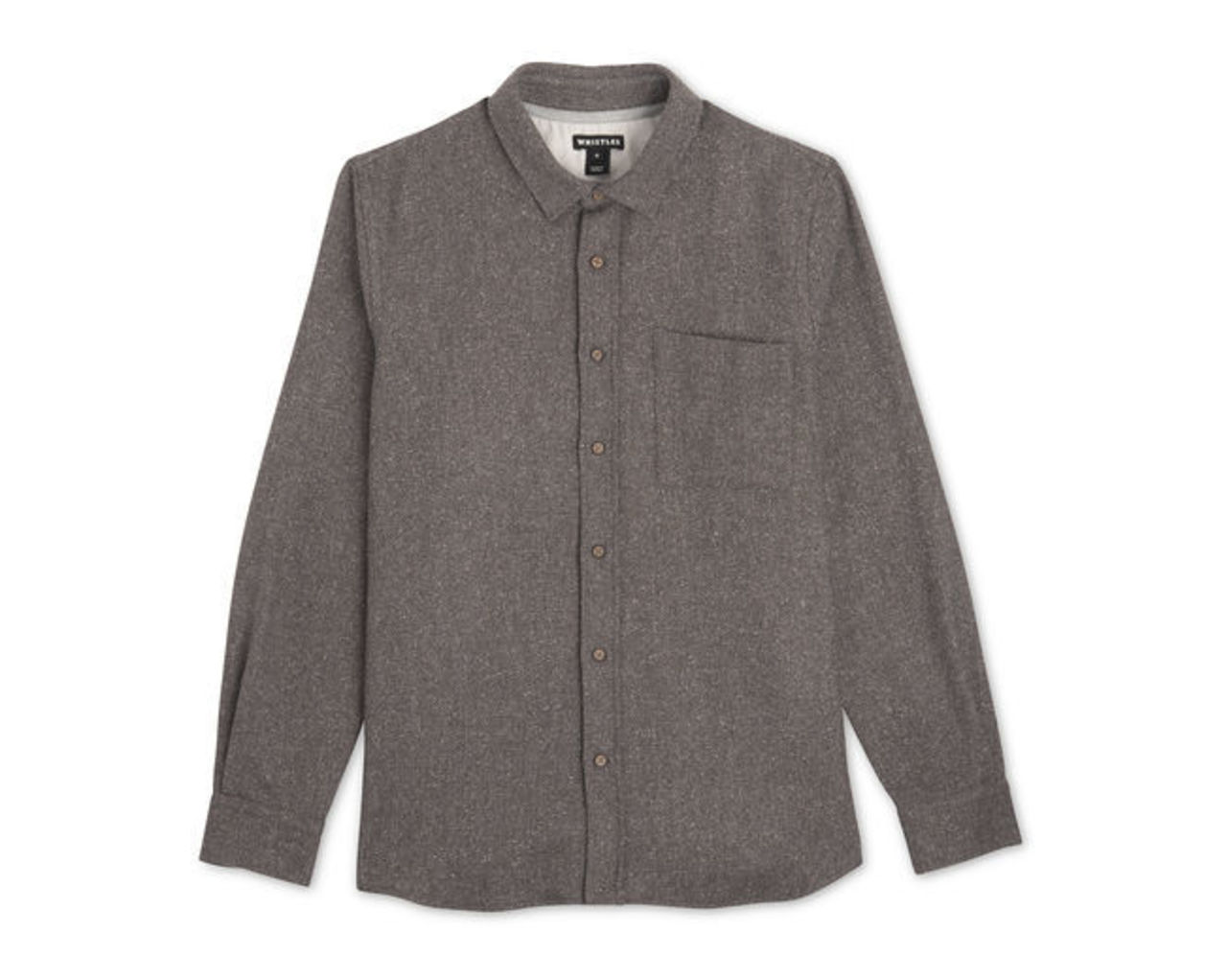 Herringbone Textured Shirt