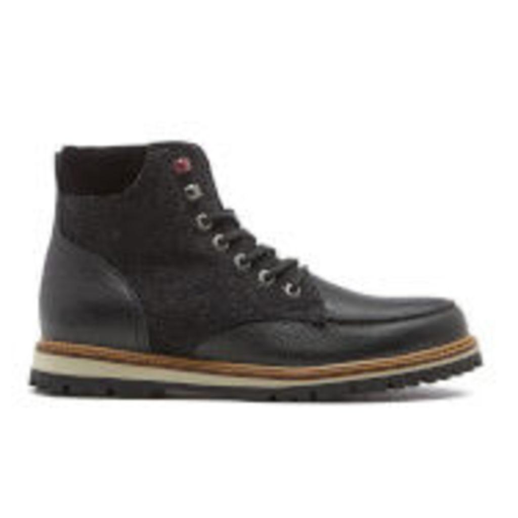 Lacoste Men's Montbard 316 Lace Up Boots - Black
