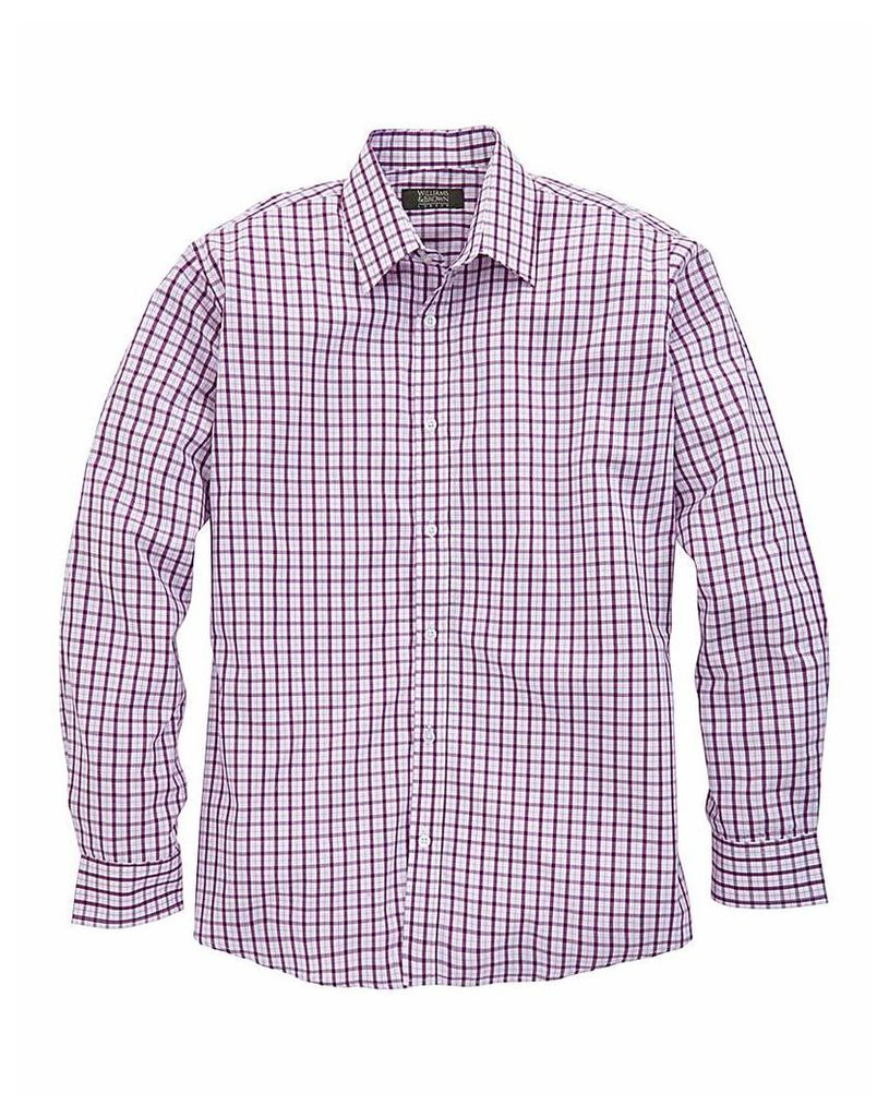 WILLIAMS & BROWN LONDON Formal Shirt Reg