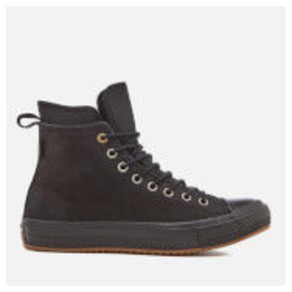 Converse Men's Chuck Taylor All Star Waterproof Boots - Black/Black/Gum