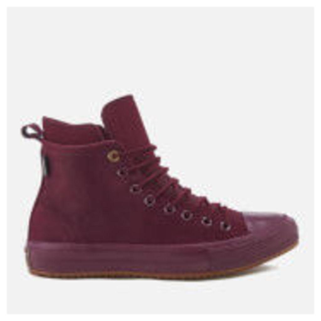 Converse Men's Chuck Taylor All Star Waterproof Boots - Dark Sangria/Dark Sangria/Gum