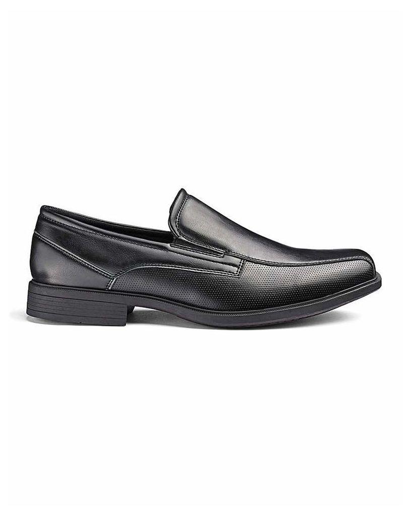 Slip On Formal Shoes Wide Fit