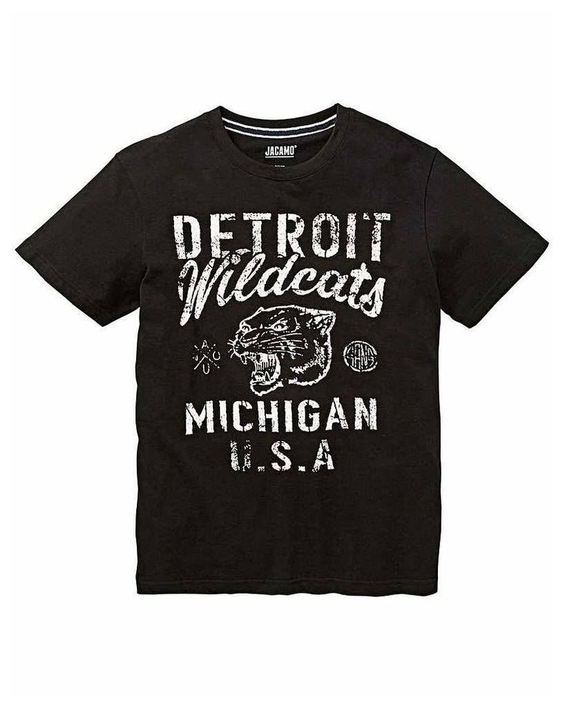 Jacamo Wildcats Graphic T-Shirt Regular