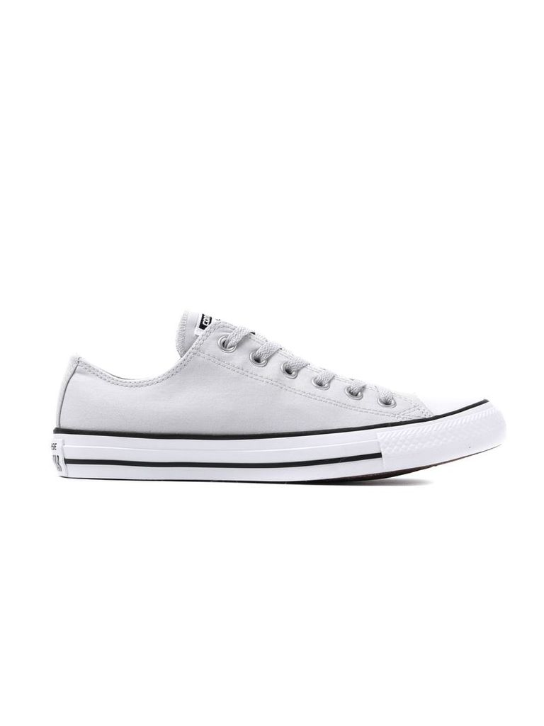 Converse Men's Chuck Taylor All Star OX Canvas Trainers - Ash Grey