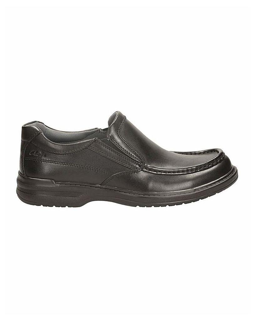 Clarks Keeler Step Shoes  G fitting