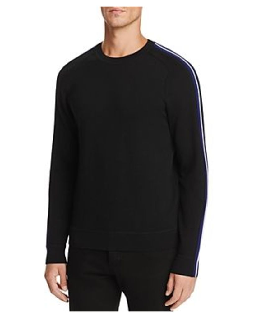 Vilebrequin Arm Stripe Crewneck Sweater