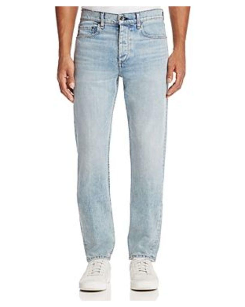 rag & bone Standard Issue Fit 2 Slim Fit Jeans in Light Blue