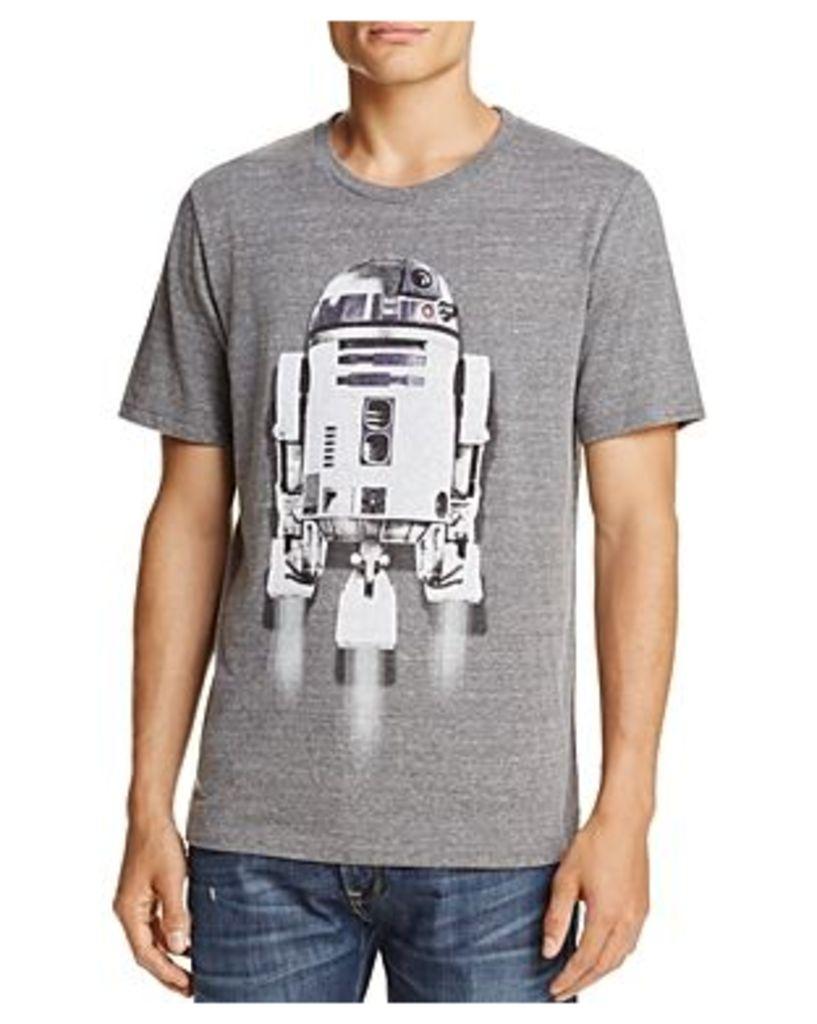 Junk Food R2-D2 Crewneck Short Sleeve Tee