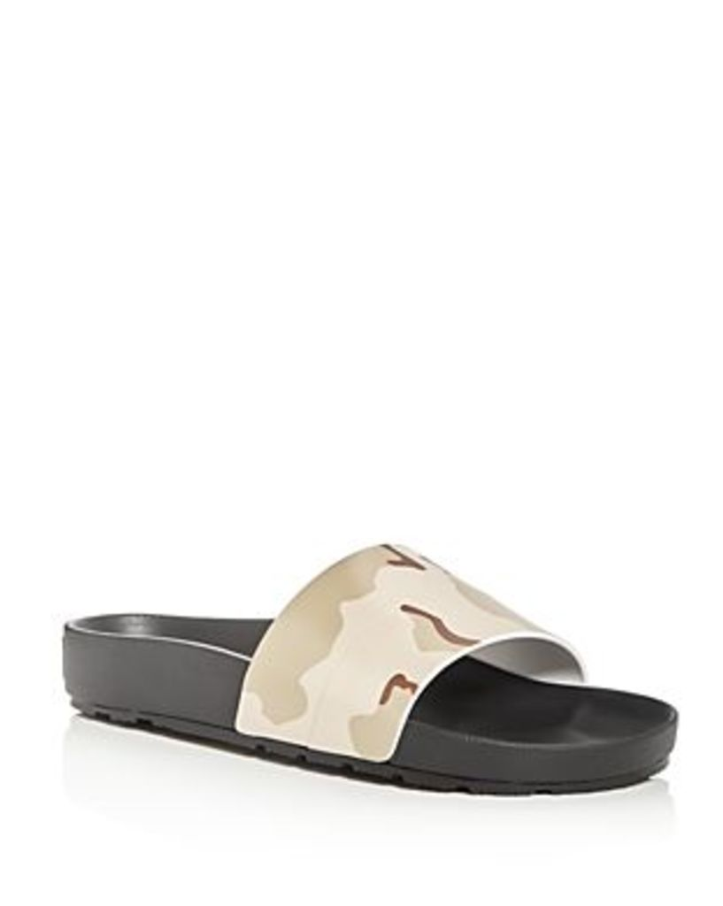 Hunter Men's Camo Pool Slide Sandals