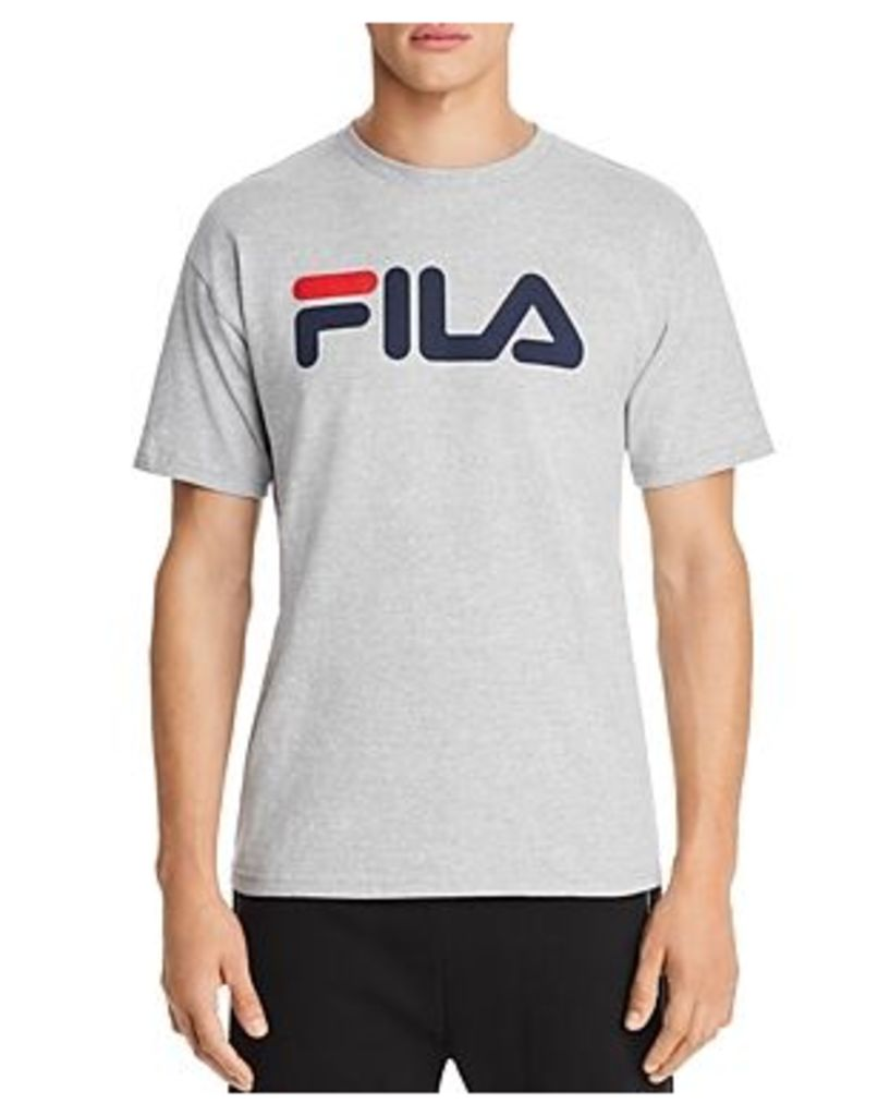 Fila Logo Crewneck Short Sleeve Tee