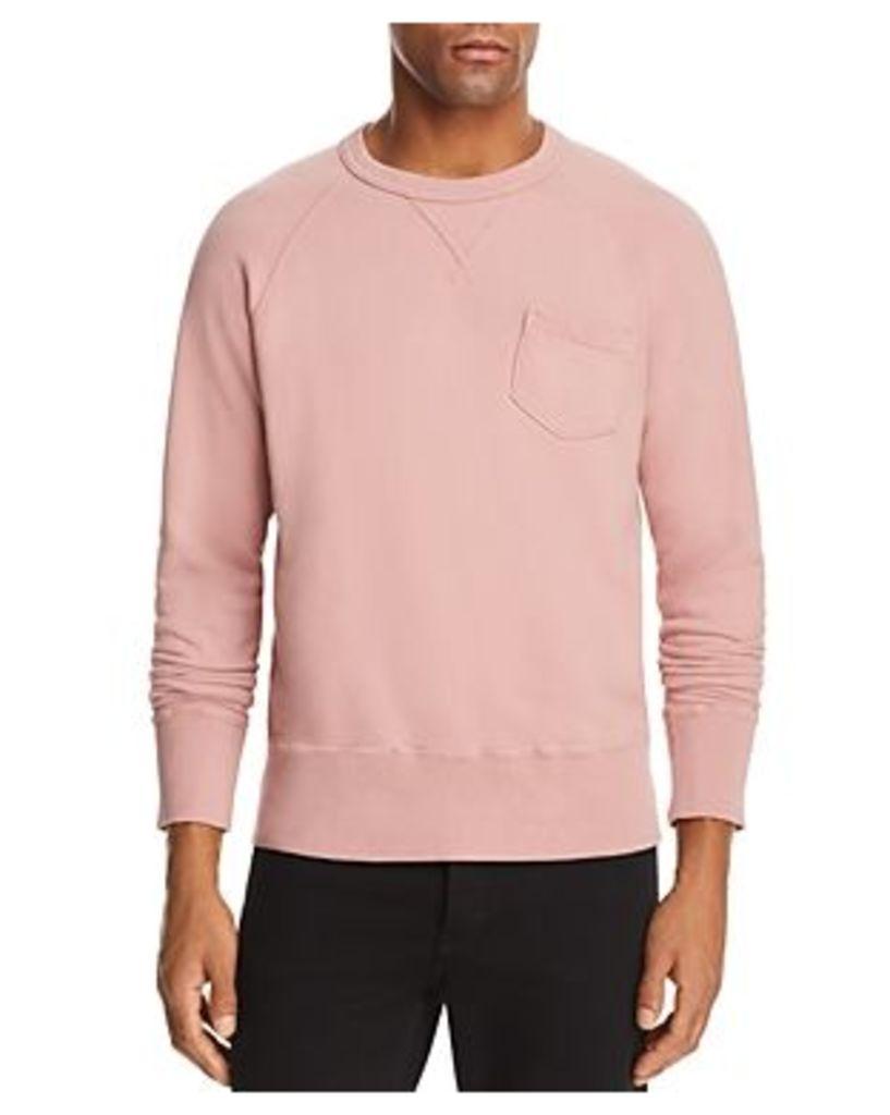 Todd Snyder Champion Pocket Crewneck Sweatshirt