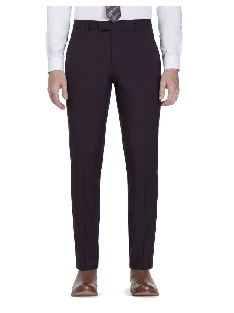 Berry Tonic Camden Fit Trouser 28L Berry