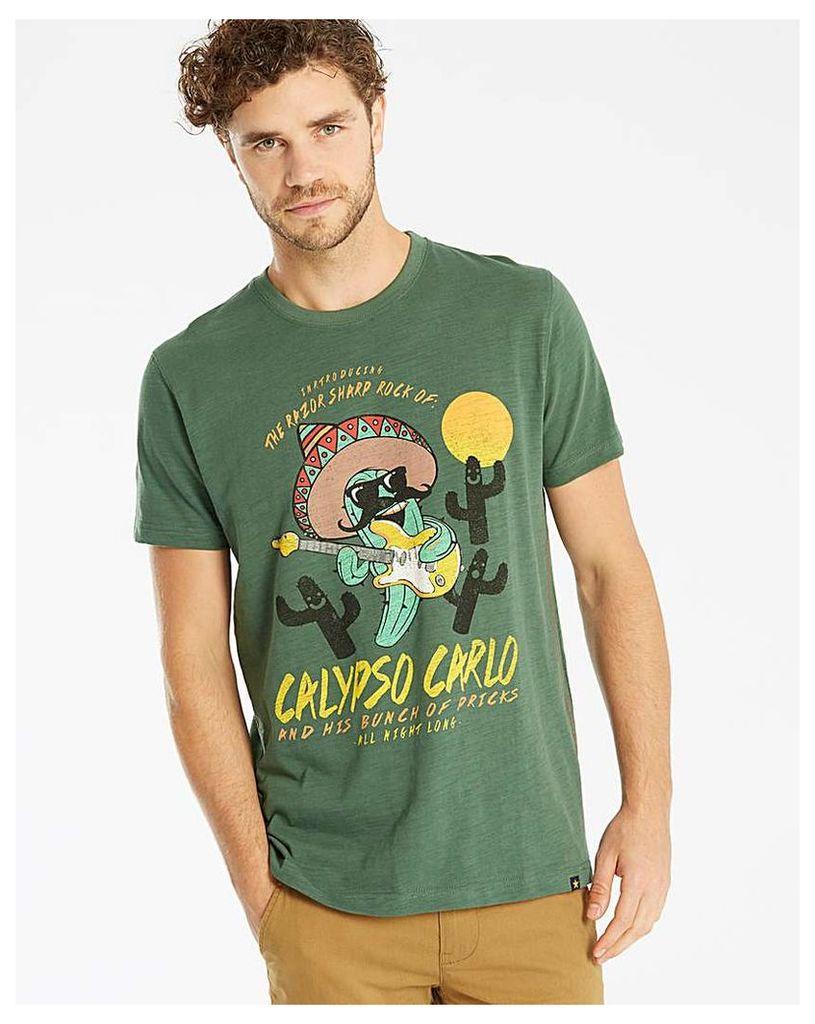 Joe Browns Calypso Carl T-Shirt Long