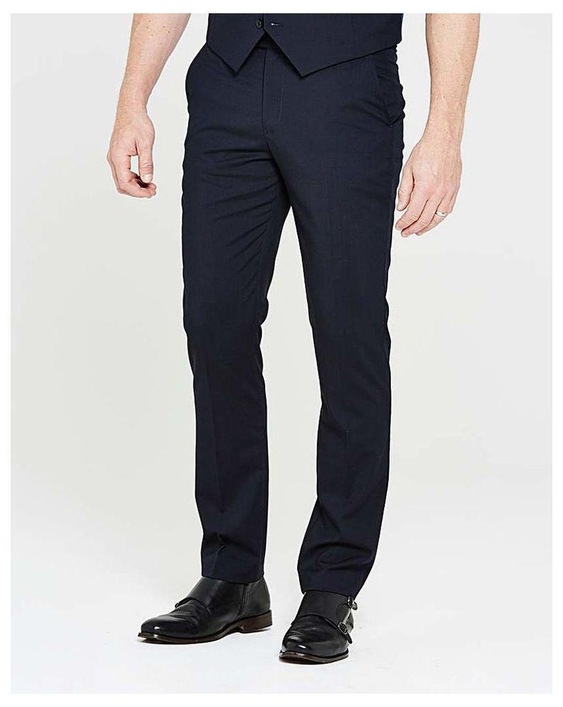 Flintoff By Jacamo Slim Suit Trousers S