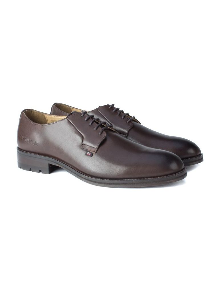 Supermarine Round Toe Shoe 10 Brown
