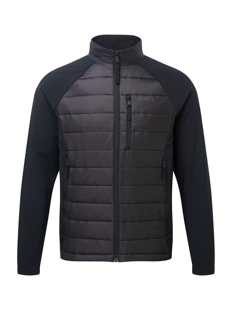 Men's Tog 24 Hewer Mens TCZ Thermal Hybrid Jacket, Black