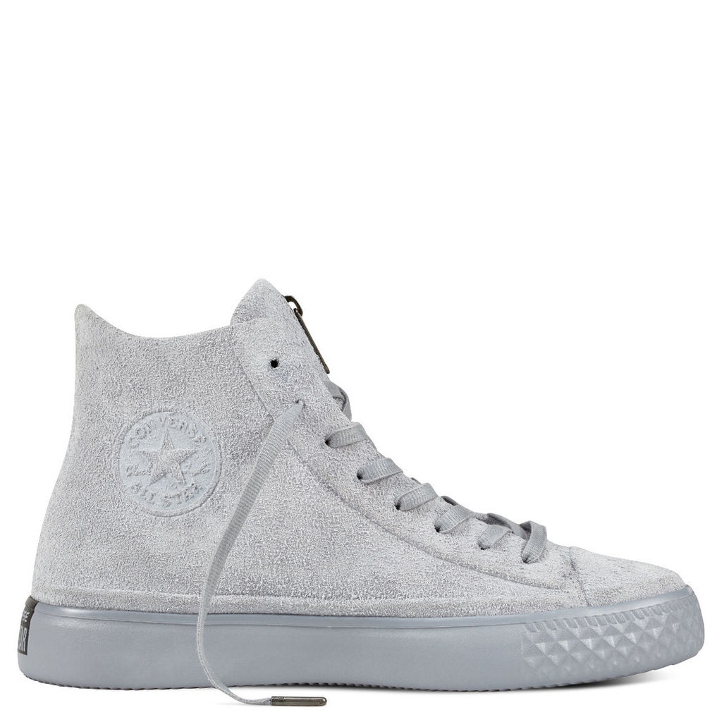 Chuck Taylor All Star Modern Coated Suede Zip