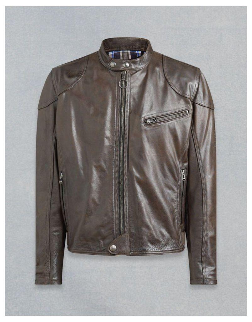 Belstaff Supreme Motocycle Jacket Brown