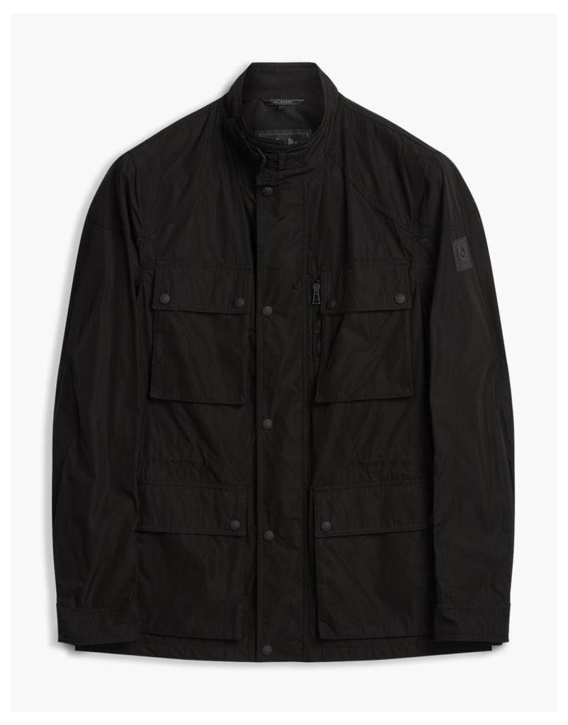Belstaff Trialmaster 2015 Jacket Black