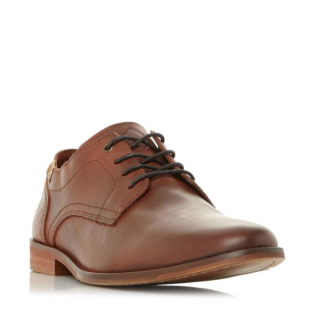 Boone Lace Up Textured Detail Shoe