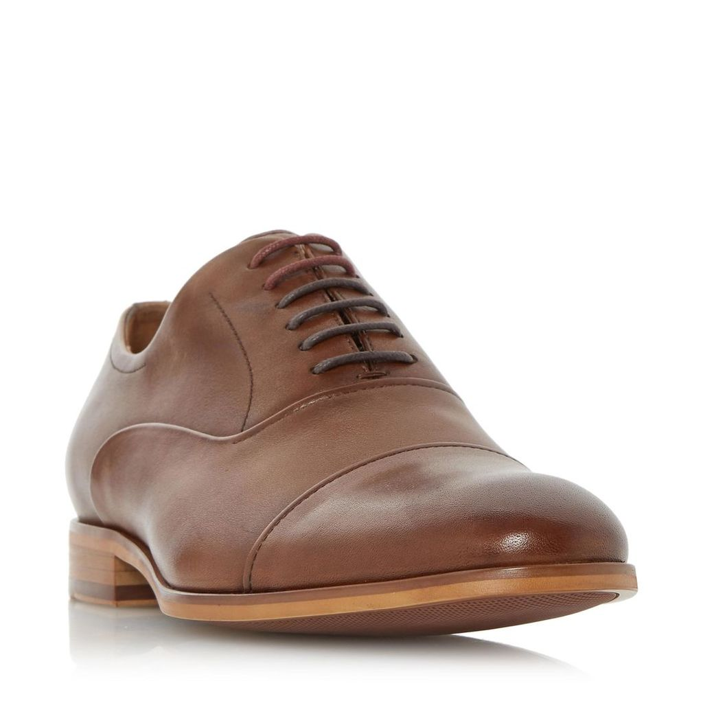 Padstow Soft Leather Toecap Oxford Shoe