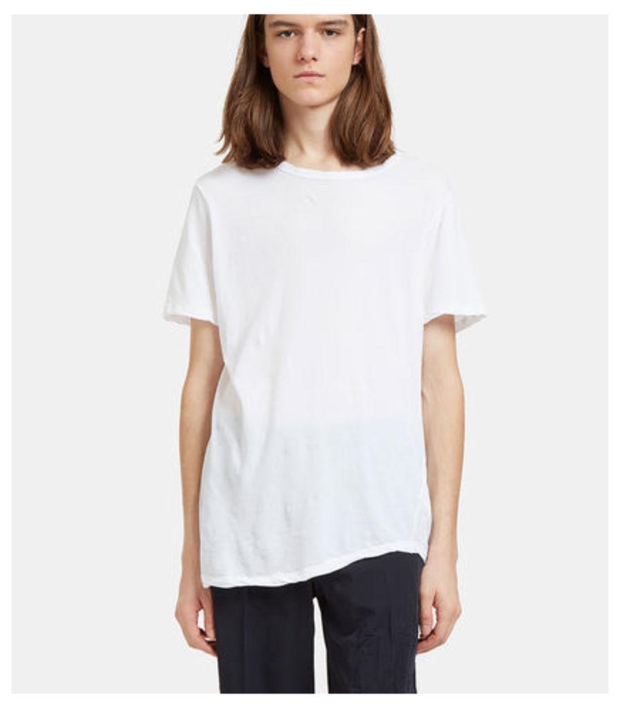 Oversized Round Neck T-Shirt
