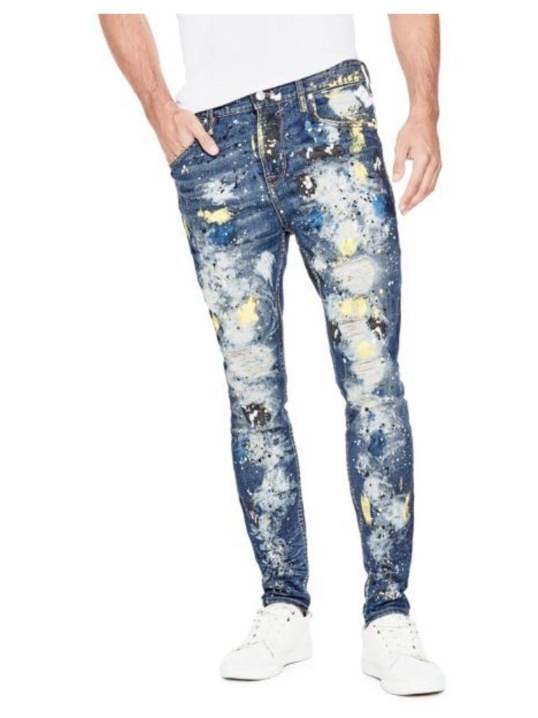 Guess Paint Splash Jeans