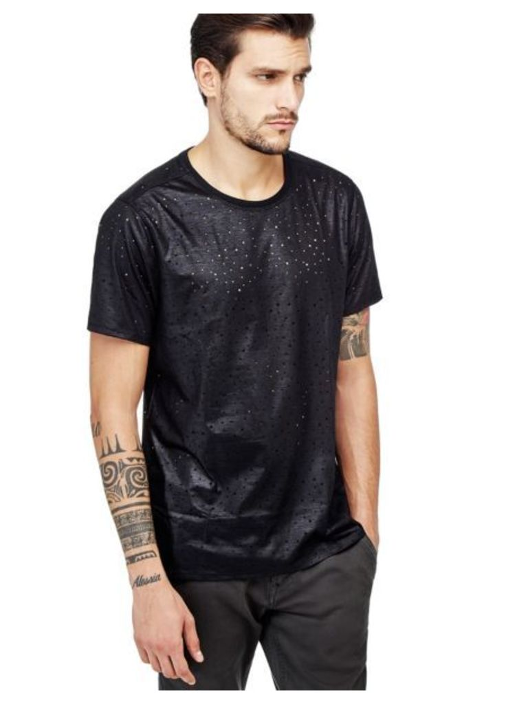 Guess Perforated T-Shirt
