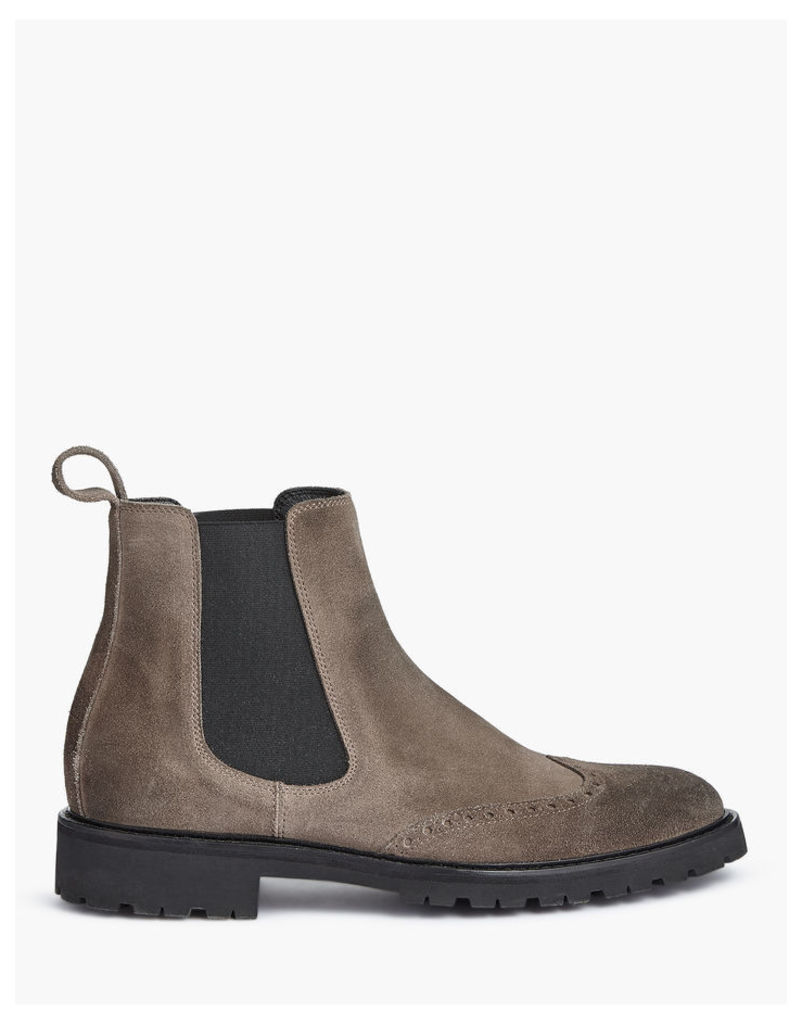 Belstaff Lancaster Brouge Boot Brown