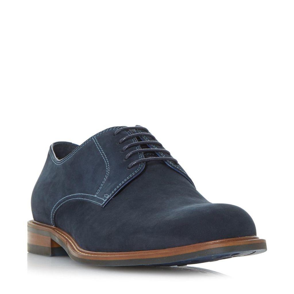 Beethoven Nubuck Plain Gibson Shoe