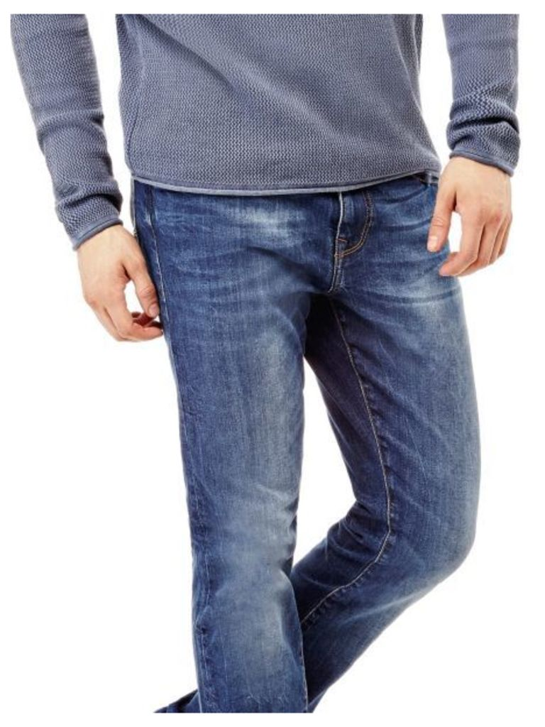 Guess Used-Look Skinny Jeans