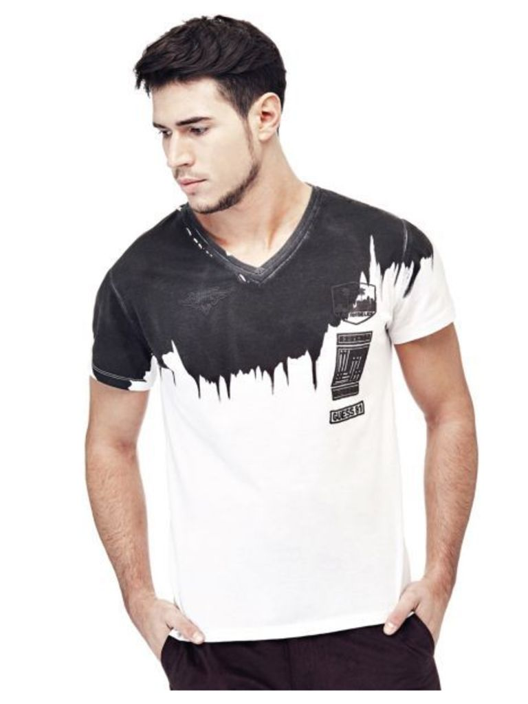Guess T-Shirt With Contrasting Detail