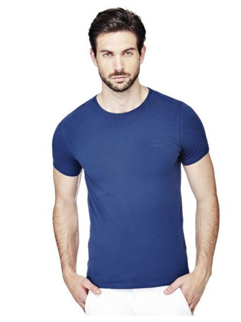 Guess Plain-Coloured T-Shirt