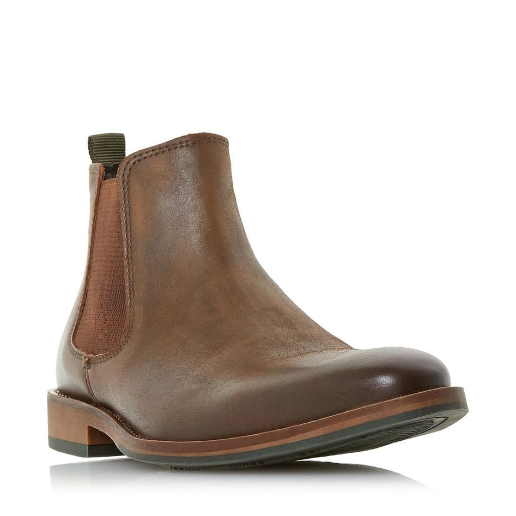 Conor Leather Chelsea Boots