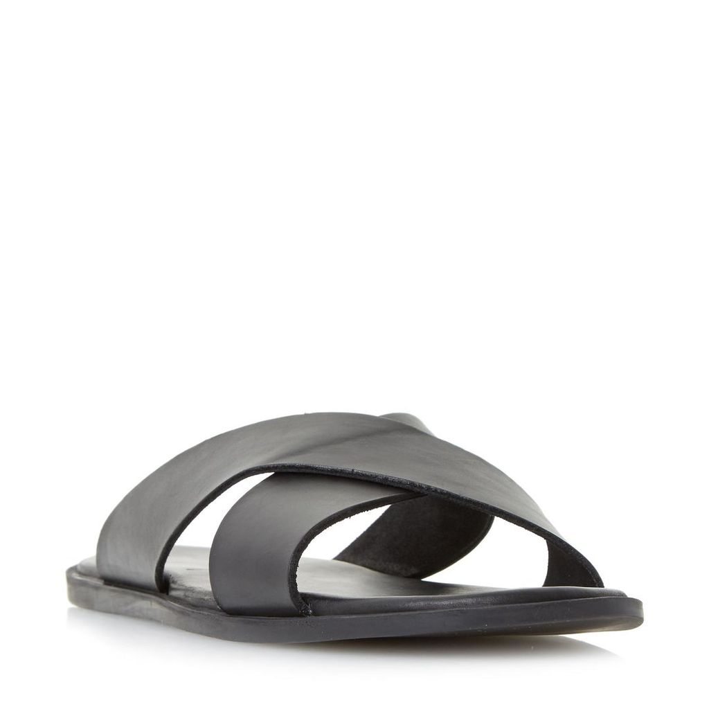 Iago Classic Cross Strap Sandal