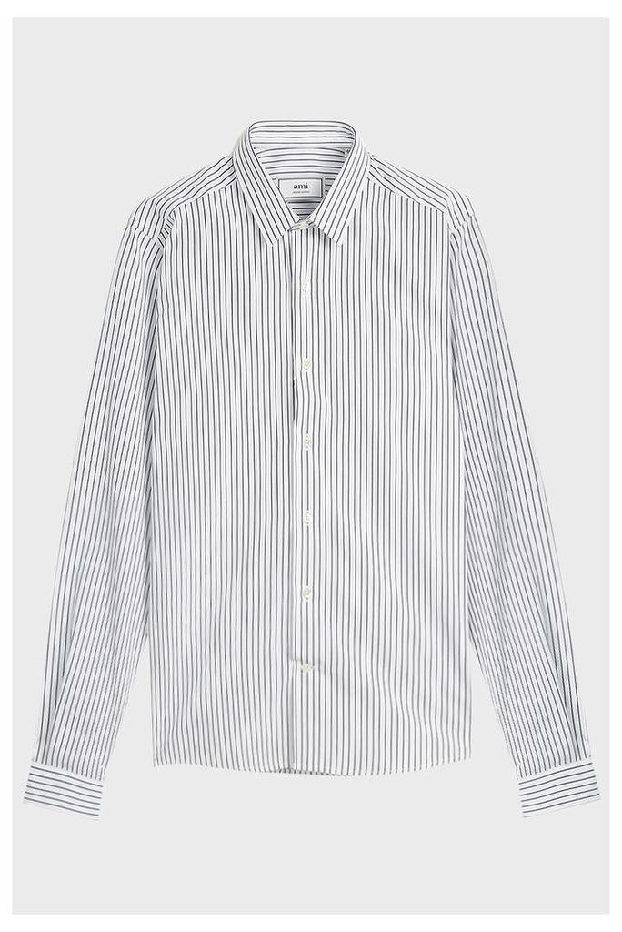 Ami Classic Cotton Shirt