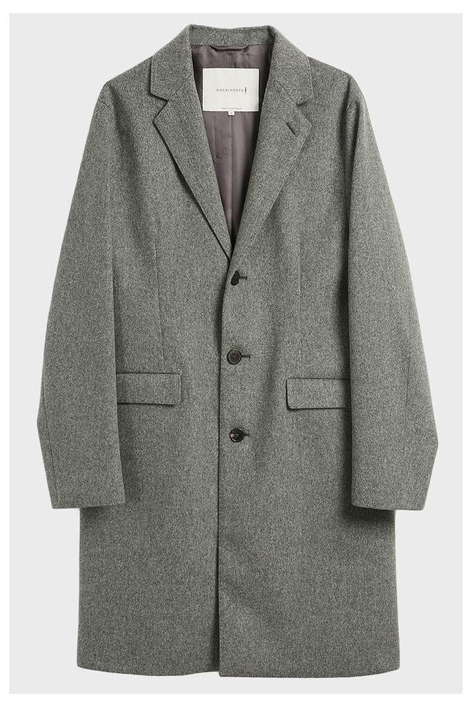 Mackintosh Classic Wool Overcoat