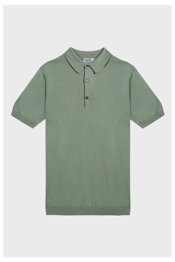 John Smedley Adrian Cotton Polo Shirt