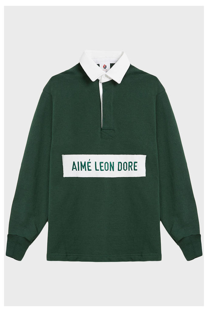 Aime Leon Dore Rugby Cotton Top