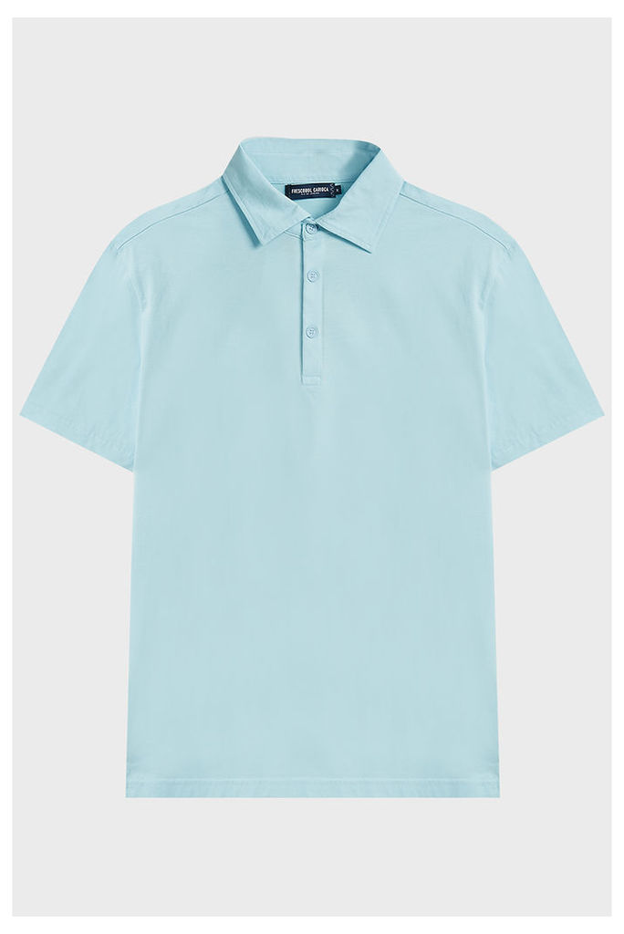 Frescobol Carioca Jersey Polo Shirt