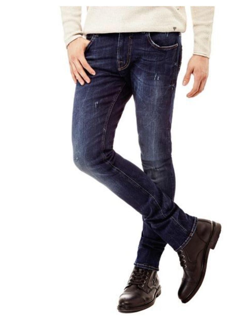 Guess 5-Pocket Super Skinny Model Jeans