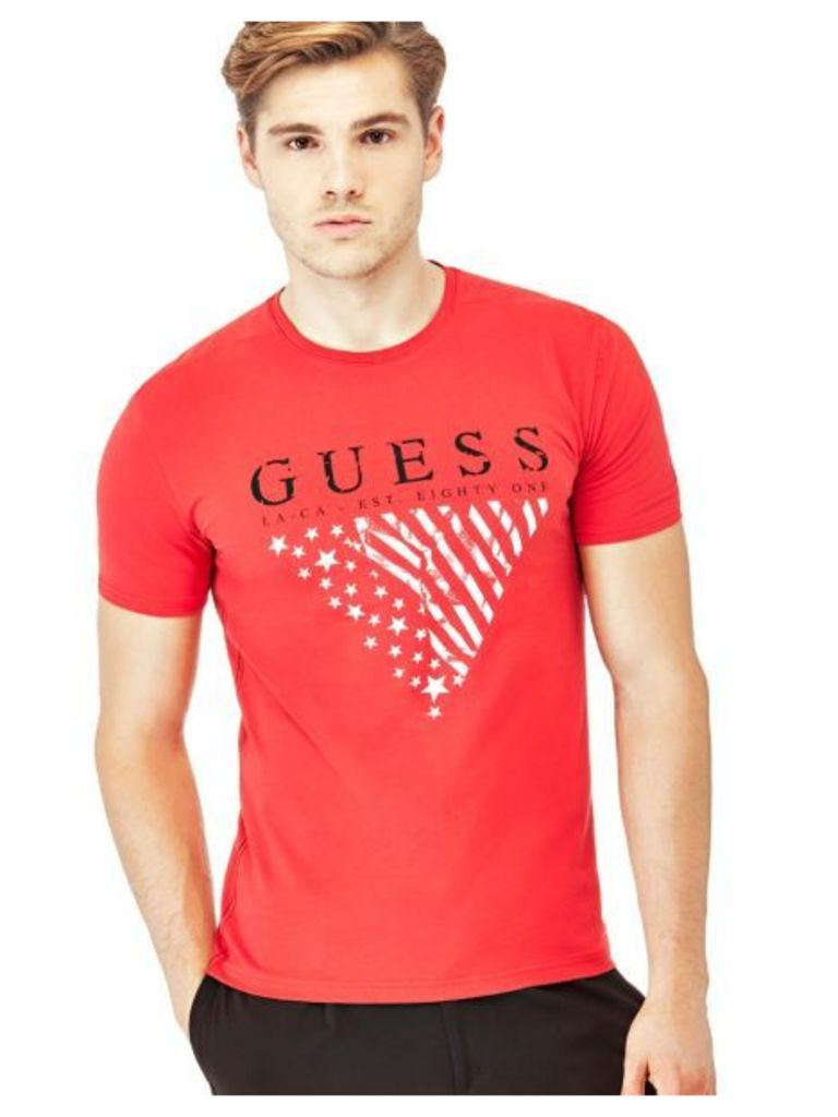 Guess T-Shirt With Logo Print