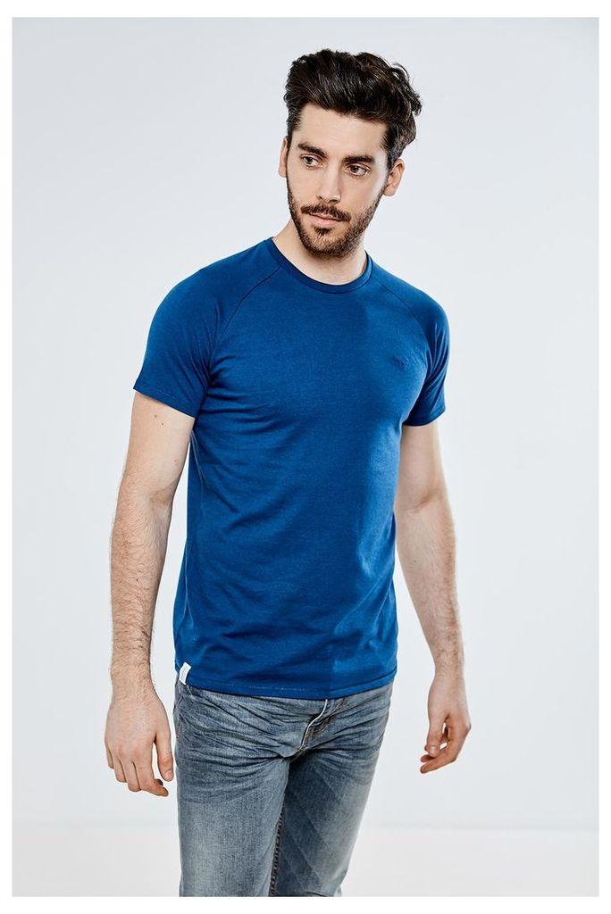 Threadbare William T-Shirt - Blue