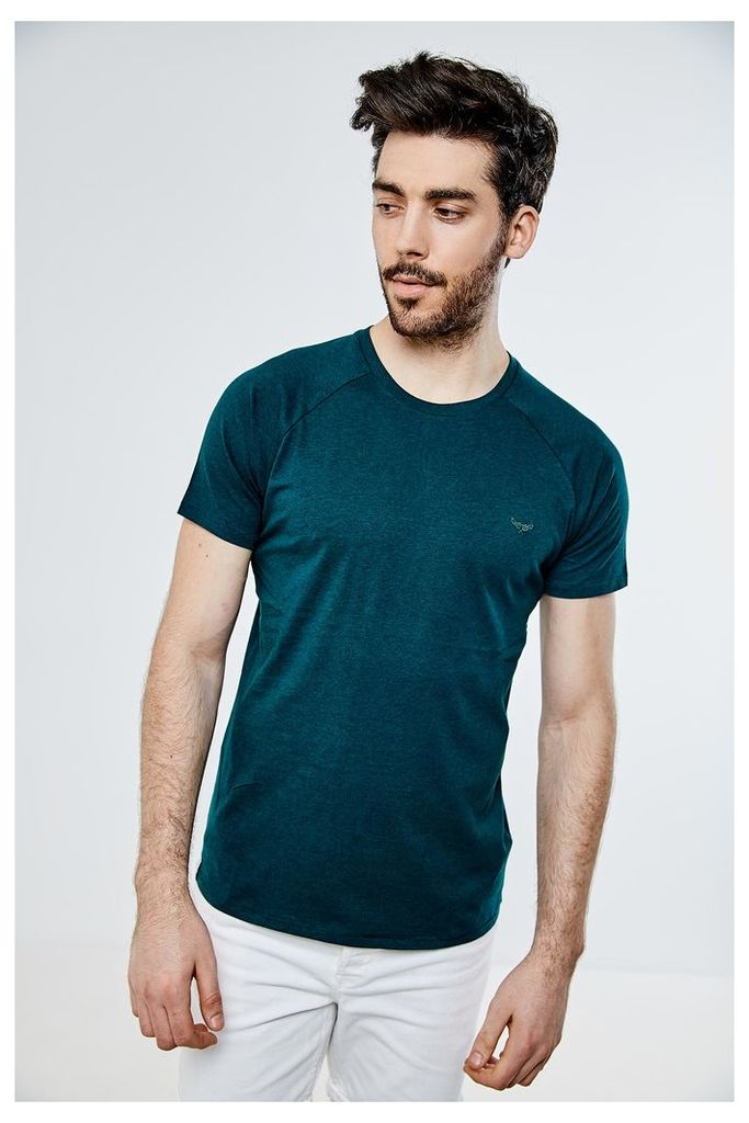 Threadbare William T-Shirt - Green