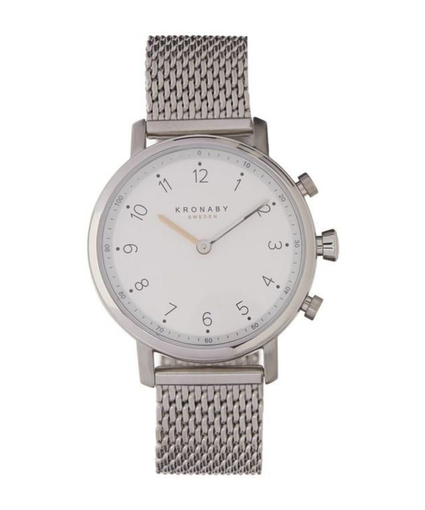 Nord Stainless Steel Mesh Strap Watch