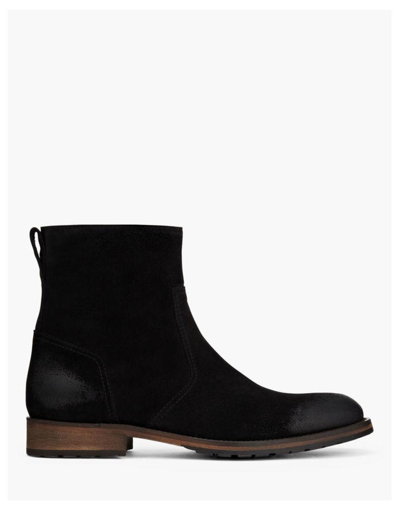 Belstaff Attwell Boots Black