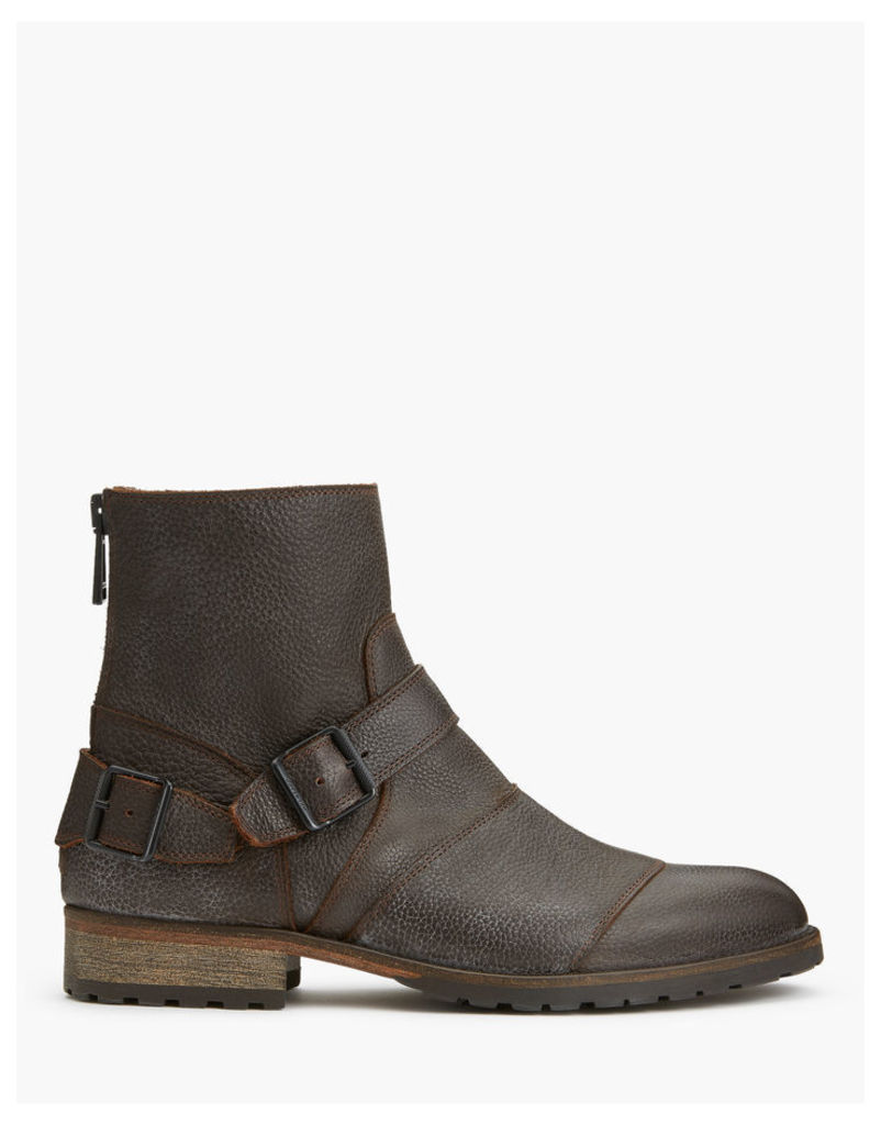 Belstaff Trialmaster Boots Brown